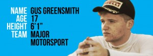 Gus Greensmith profile