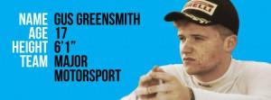 Gus Greensmith profile
